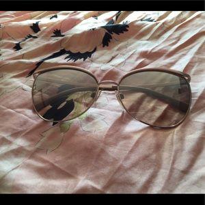 Mirror Cat eye Sun Glasses
